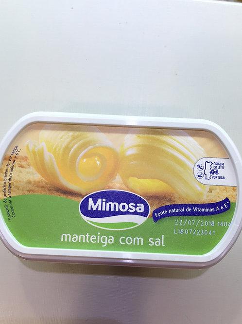 Manteiga com Sal, Mimosa
