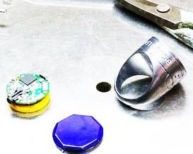 Gemsense smart ring