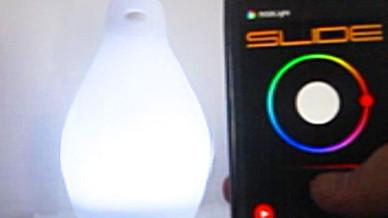 Slide Italy smart lighting