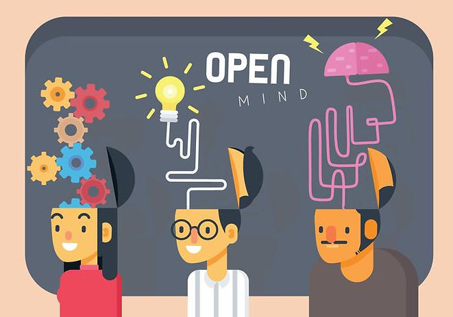 open-mind-concept-illustration-vector-il