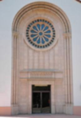 DSC_5434 Rose Window 5, Outside Front En