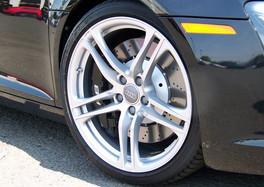 Audi Wheel Repair