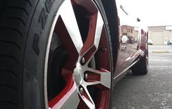 Chevy Wheel