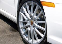 Porsche Wheel Refinish