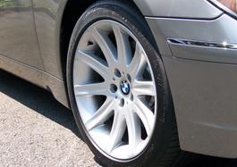 BMW Wheel Repair