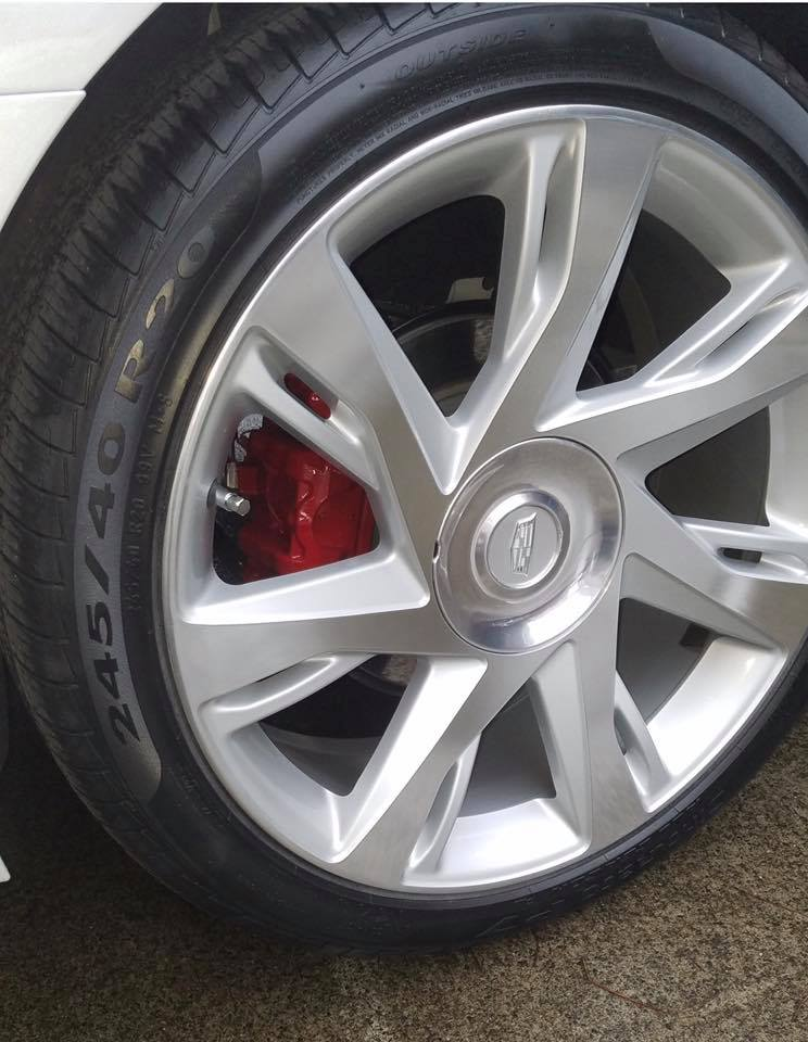 Cadillac Wheel Repair