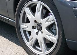 Volvo Wheel Repair