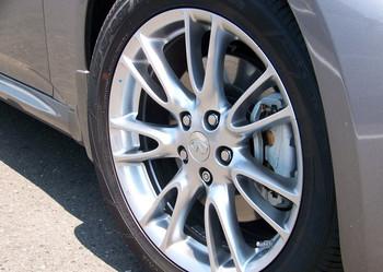 Inifiniti Wheel Repair
