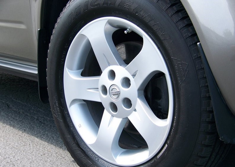 Nissan Wheel Repair