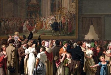 Merenda e passatempi a Corte: storia, moda e bon ton ai tempi di Napoleone