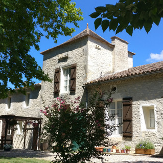 Cottages de Garrigue Eymet Dordogne Fron