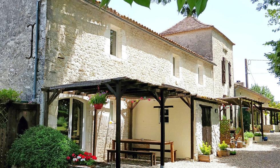 Cottage Joséphine réservation