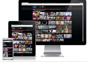 Independent Television News website