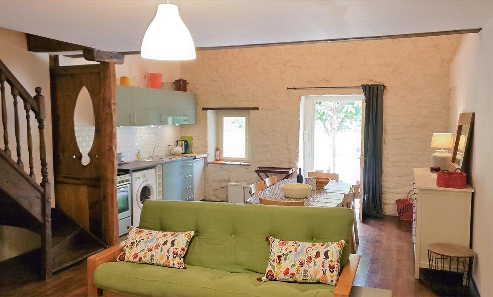 Cottage Isabelle reservation