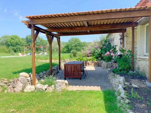 Petit Clos veranda terrace