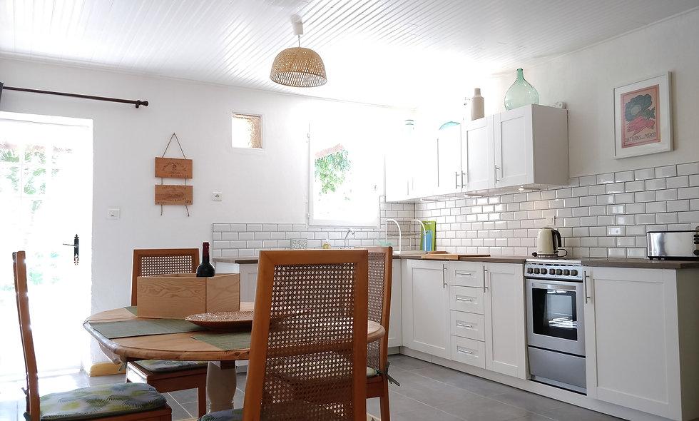Cottage Amélie reservation