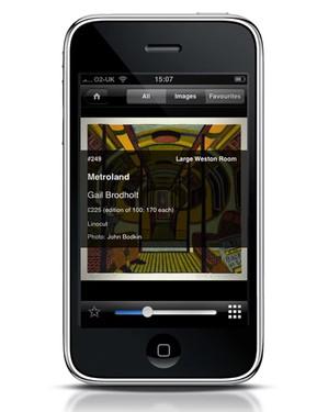 The Royal Academy London app