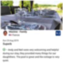 Cottages de Garrigue Booking.com review