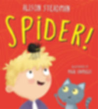 Spider! by Alison Steadman & Mark Chambers