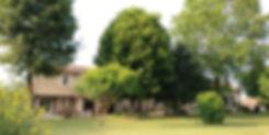 France Dordogne Eymet Cottages de Garrigue holiday accommodation garden