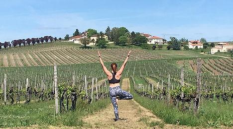 Cottages de Garrigue yoga pilates retreat zen chill lizzie mapstone dordogne