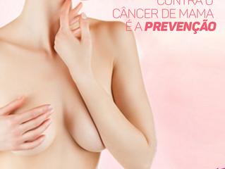 Como realizar a prevenção do câncer de mama?