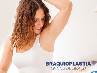 Braquioplastia ou Lifting de Braço