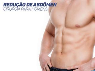 Redução de abdômen - Cirurgia Plástica em Homens