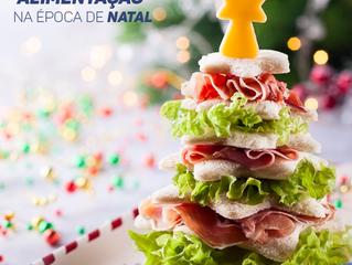 Cuidados com a Alimentação na Época de Natal