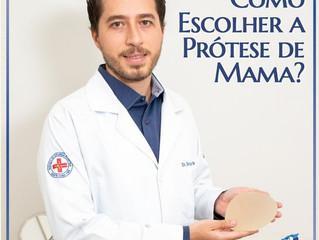 Como escolher a prótese de mama?