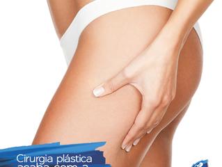 Cirurgia plástica acaba com a celulite?