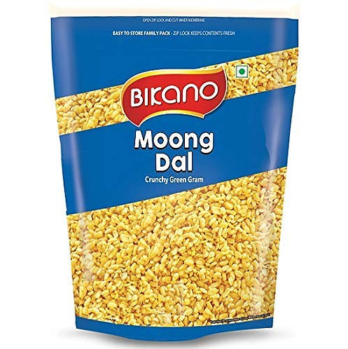 Bikano Moong Dal Plain, 400g