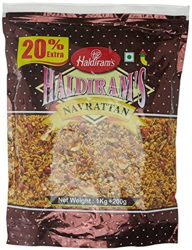 Haldiram's Navrattan, 1.2kg