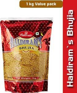 Haldiram's Bhujia Namkeen 1kg