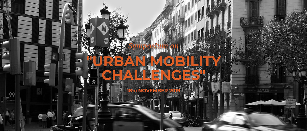 "Harvard researcher Ramon Gras to present on behalf of the Harvard - Aretian team at the ""AI in Urban Mobility"" roundtable in the context of the Urban Mobility Challenges Symposium."