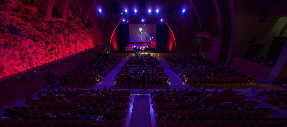 Ramon Gras Alomà at TEDx Tarragona