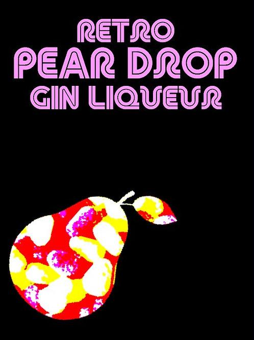 Pear Drop Gin