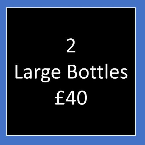 2 Rum & Gin £40