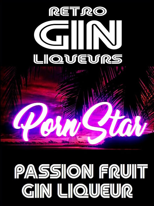 Pornstar (Passion Fruit) Gin