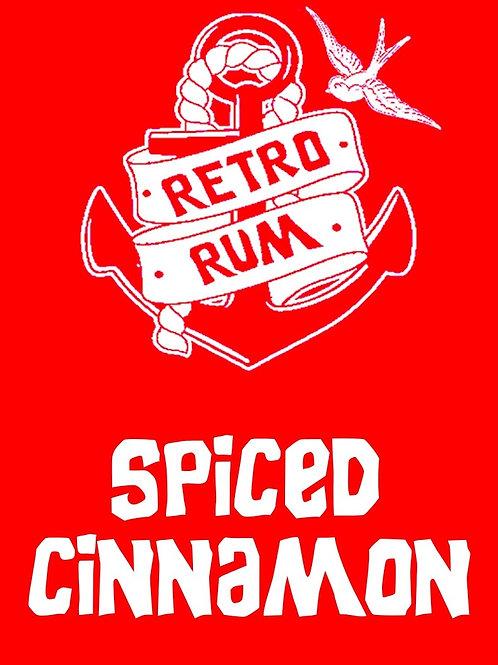 Spiced Cinnamon Rum