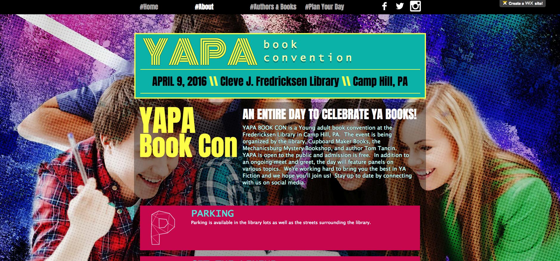 YAPA Book Con
