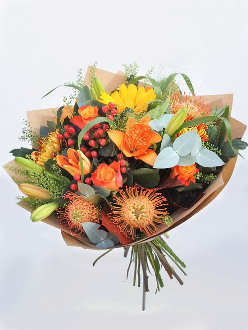 Extra Large Handcrafted Flower Bouquet