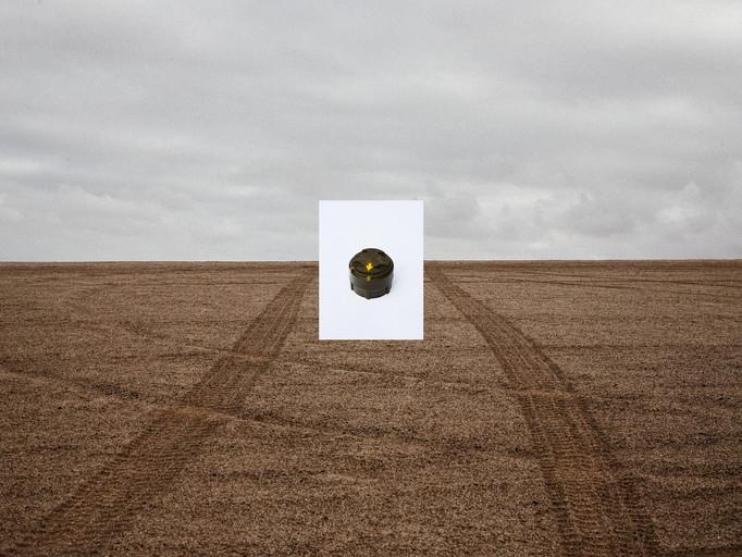 Cristóbal Olivares, 2017. El desierto (instalación) (2).jpg