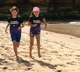 Kids Run Groups Sydney, Junior Run Squad, Nippers, Nippers training. Beach Running, kids run squad Sysdney, Kids Run Groups Centennial Park, Little Athletics, Athletics Australia, NSW Athletics