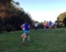 running groups sydney, Kids running Centennial Park