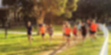 Kids Running Groups Sydney, kids running group Centennial Park