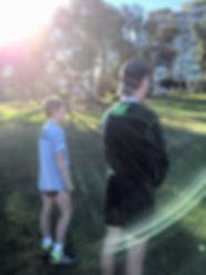 kids running coach, Kids Running Groups Sydney, kids running group Centennial Park