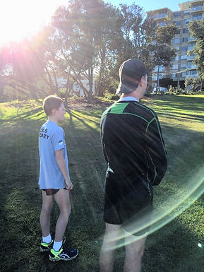 kids running coach, Kids Running Groups Sydney, kids running group Centennial Park