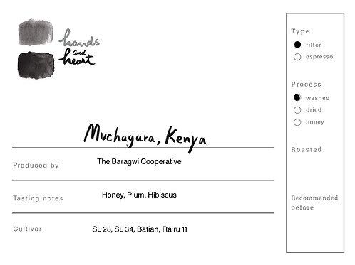 Muchagara, Kenya
