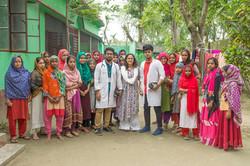 2018 Girls Dorm with Doctors